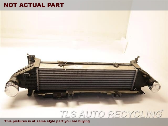 2013 Mercedes C250 Intercooler. INTERCOOLER 2045000100