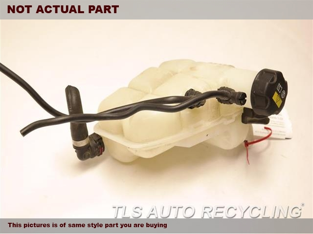 2016 Bmw X1 Coolant Reservoir   (2.0L)
