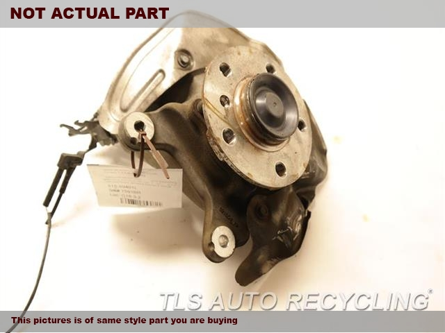 2015 Mini Cooper MINICOOPE Spindle Knuckle, Fr. LH,HT, L. KNUCKLE