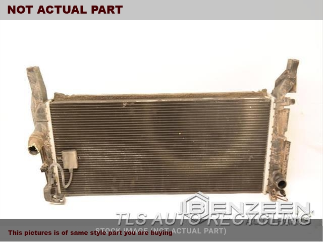 2016 Bmw X1 Radiator  MAIN