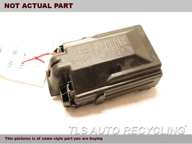 2010 Nissan 370Z Chassis Cont Mod. 284B71BN0A POWER SUPPLY MODULE