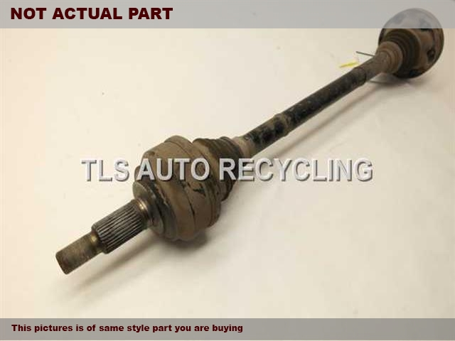 2005 porsche cayenne axle shaft 95533202410 used a. Black Bedroom Furniture Sets. Home Design Ideas