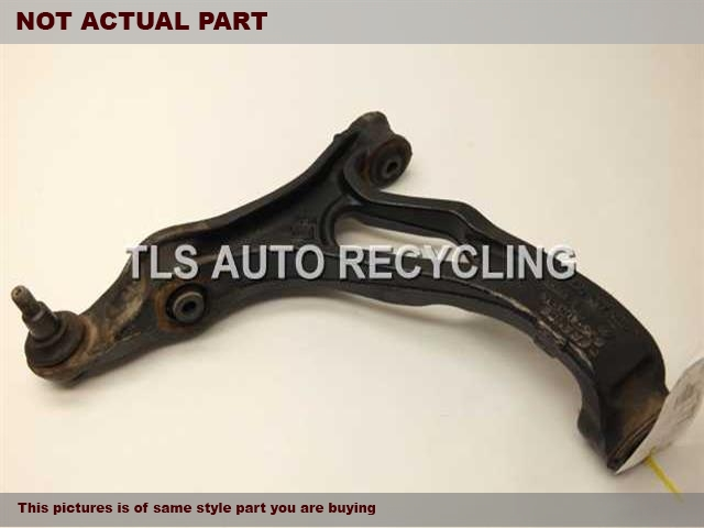 2005 Porsche Cayenne Lower Cntrl Arm, Fr. 95534101833       PASSENGER FRONT LOWER CONTROL ARM