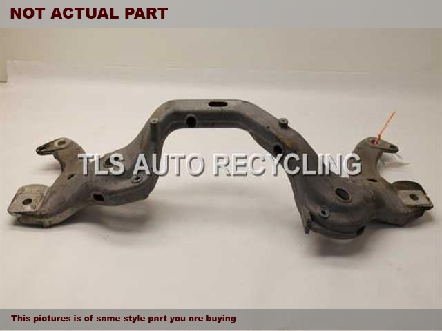 2005 Porsche Cayenne Sub Frame. 94837530903ENGINE SUPPORT CROSSMEMBER