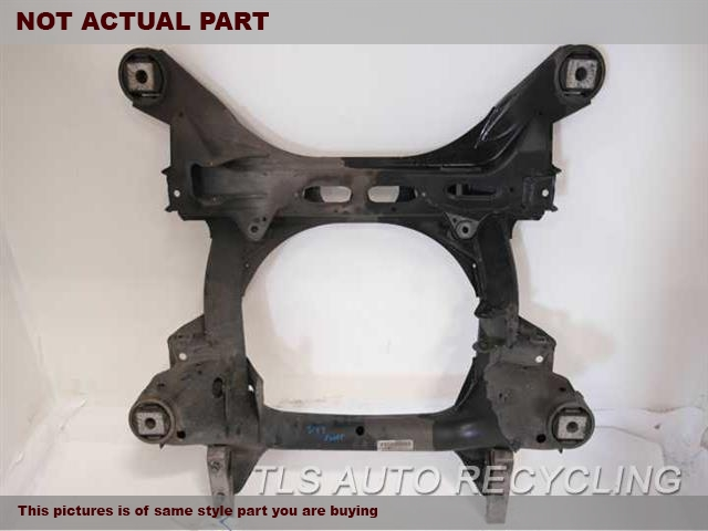 2005 Porsche Cayenne Sub Frame. FRONT CROSSMEMBER 95534103012