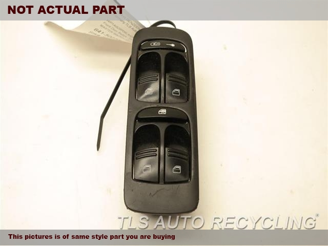 2005 Porsche Cayenne Door Elec Switch. MASTER WINDOW SWITCH 95561315601