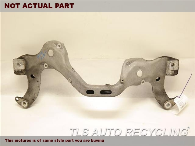 2014 Porsche Cayenne Sub Frame. FRONT CROSSMEMBER