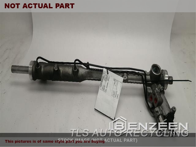 3.6L,POWER RACK AND PINION, 3.6L,