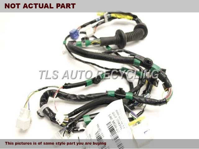 2011 scion tc wire harness car parts tls auto recycling