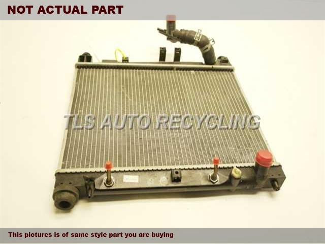 2006 Scion xB Radiator. RADIATOR 16400-21071