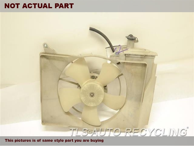 2006 Scion xB Rad Cond Fan Assy.  16363-23030RADIATOR FAN ASSEMBLY 16711-21120