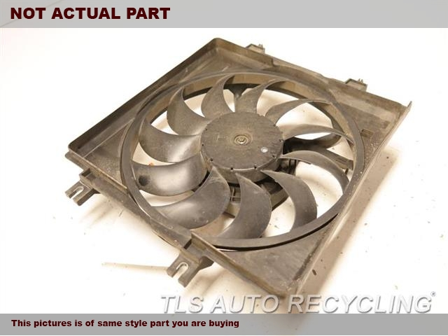 2011 Subaru IMPREZA Rad Cond Fan Assy. FAN ASSEMBLY, (2.5L), RADIATOR