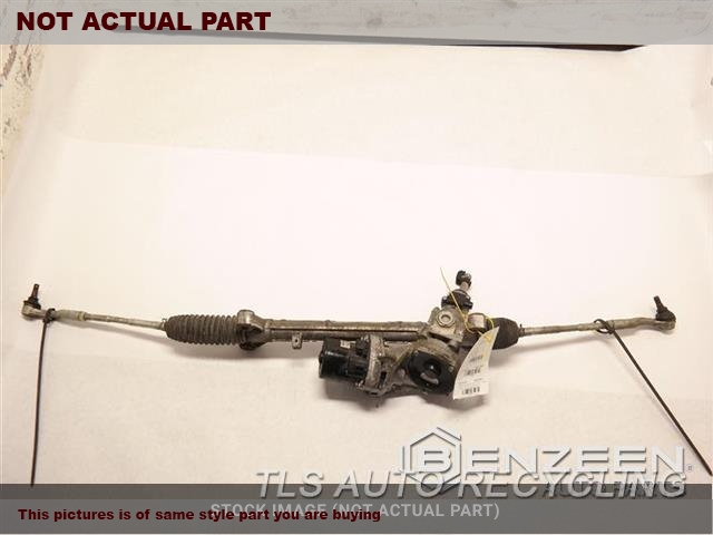 2015 Subaru Outbakleg Steering Gear Rack. 2.5L,POWER RACK AND PINION, SW