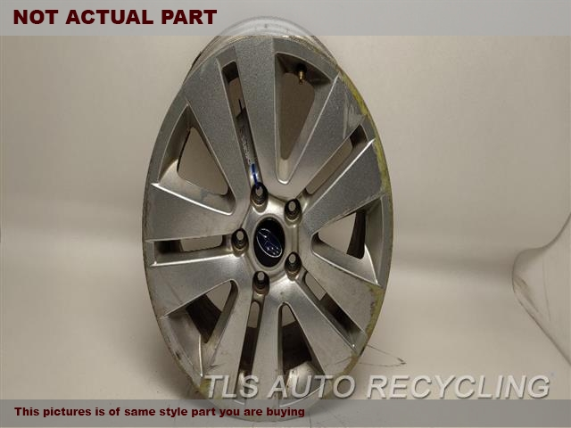 2015 Subaru Outbakleg Wheel. 17X7, ALLOY (WAGON)