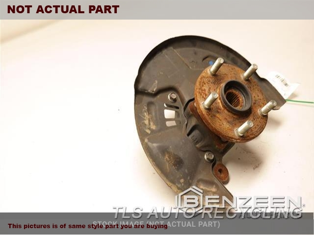 2015 Subaru Outbakleg Spindle Knuckle, Fr. LH,FLR