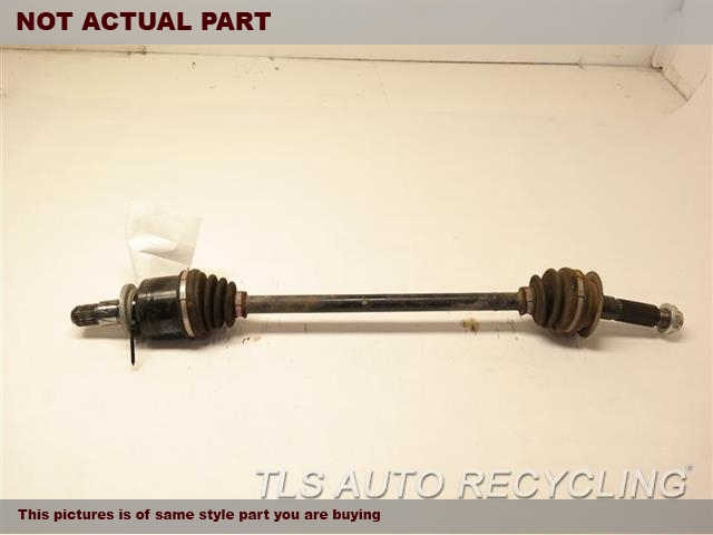 2011 Subaru IMPREZA Axle Shaft. REAR AXLE, (2.5L), TURBO, STI