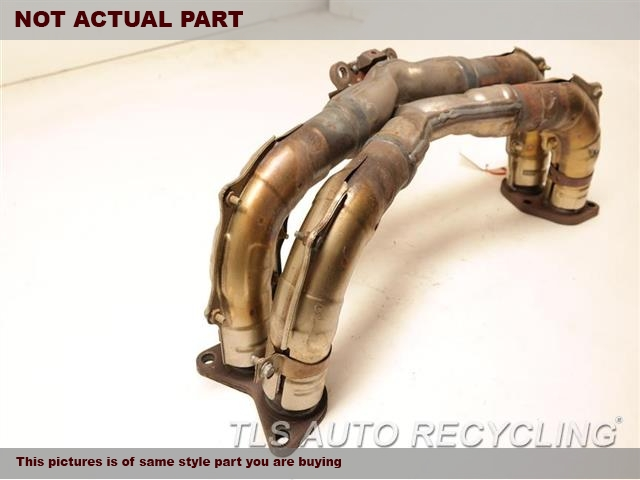EXHAUST MANIFOLD, 2.0L