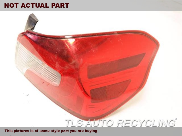 RH. TAIL LAMP, AFM