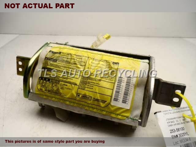 PASSENGER DASH AIR BAG 73960-0W130