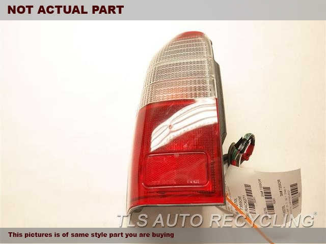 DRIVER TAIL LAMP 81560-35121
