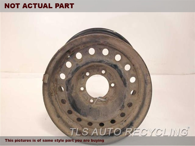 16X7 STEEL 18HOLE WHEEL 42611-35200