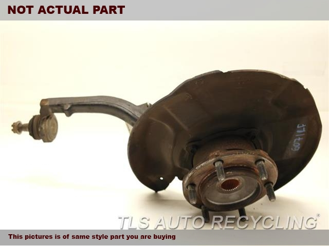2003 Toyota Sequoia Spindle Knuckle, Fr. 43202-35071 43502-35170DRIVER FRONT KNUCKLE W/HUB