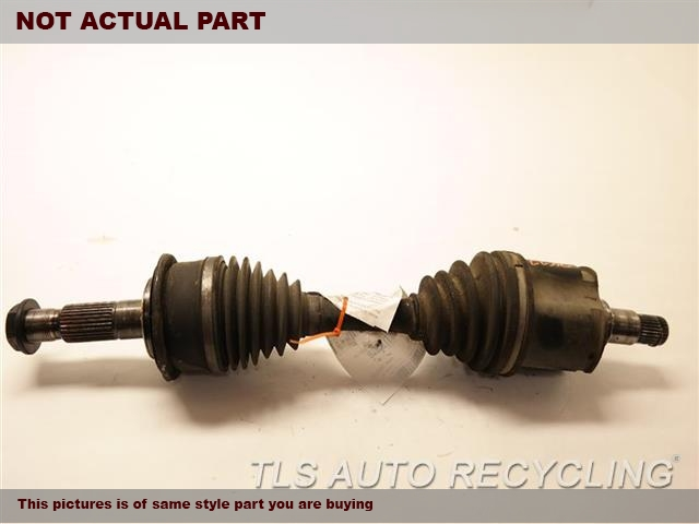 FRONT AXLE SHAFT 43430-35030