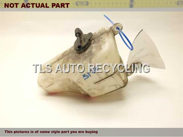2006 Toyota 4 Runner Coolant Reservoir. COOLANT RESERVOIR 16470-50140
