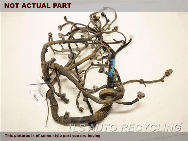 2006 Toyota 4 Runner Engine Wire Harness. 82111-35A81 MAIN ENGINE ROOM HARNESS
