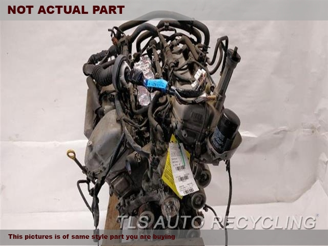 2007 Toyota FJ Cruiser Engine Assembly. ENGINE IS LOCKED UP  PENDING CHICO INSPECTIONENGINE ASSEMBLY 1 YEAR WARRANTY