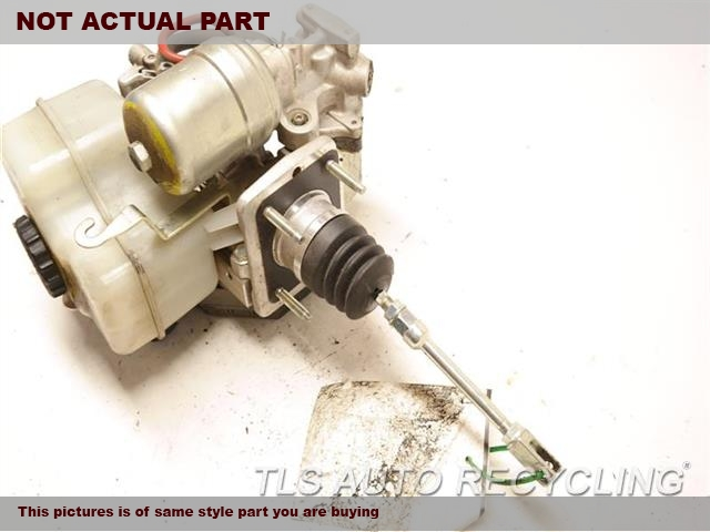 2010 Toyota 4 Runner Abs Pump. ACTUATOR AND PUMP ASSEMBLY, 4.0L