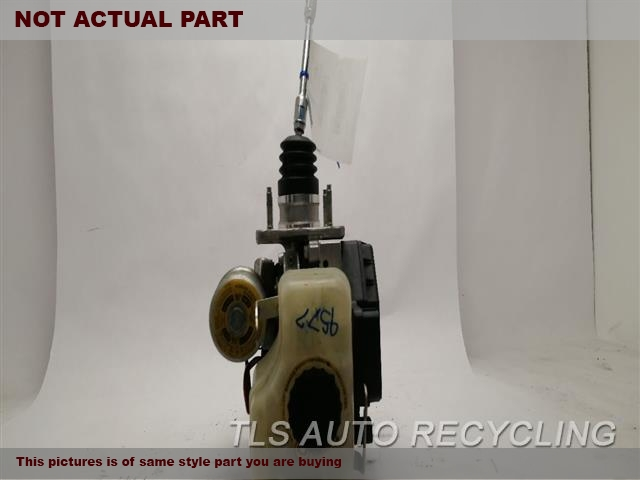 ACTUATOR AND PUMP ASSEMBLY, 4.0L