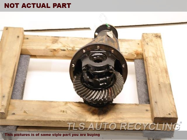 2010 Toyota 4 Runner Rear differential. REAR DIFFERENTIAL