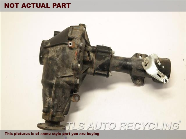 2014 Toyota 4 Runner Rear differential. FRONT DIFFERENTIAL 41110-35A90