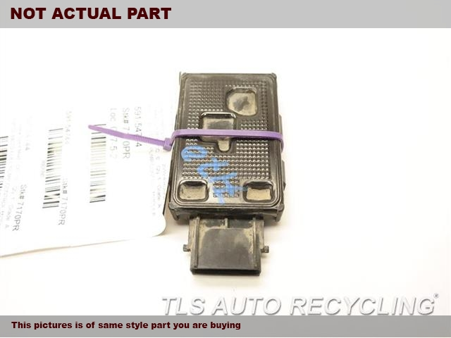 2013 Toyota Tundra Chassis Cont Mod. 89571-34070 FUEL PUMP COMPUTER