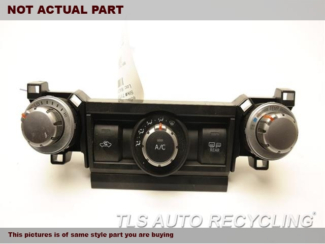 2014 Toyota 4 Runner Temp Control Unit. TEMPERATURE CONTROL UNIT 5591035310