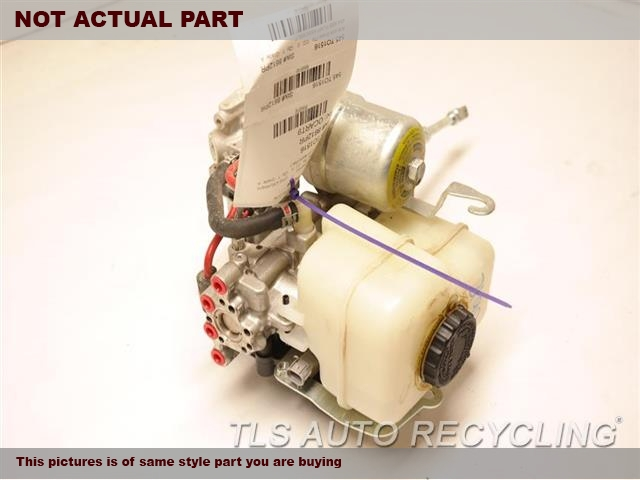 2016 Toyota 4 Runner Abs Pump. 47050-35165ACTUATOR AND PUMP ASSEMBLY