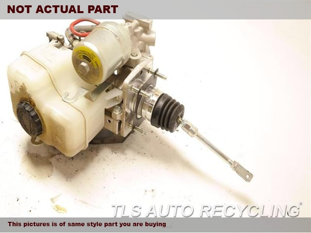 2016 Toyota 4 Runner Abs Pump. ACTUATOR AND PUMP ASSEMBLY, 4X4