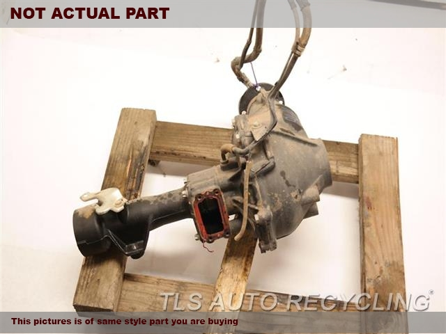 2016 Toyota 4 Runner Rear differential. FRONT DIFFERENTIAL