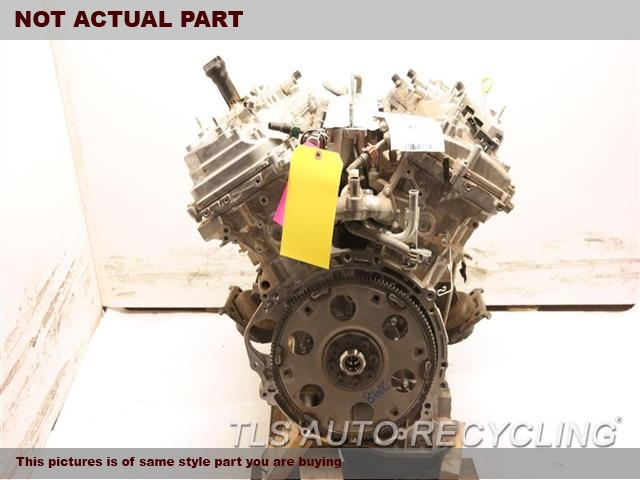 2016 Toyota 4 Runner Engine Assembly. ENGINE ASSEMBLY 1 YEAR WARRANTY