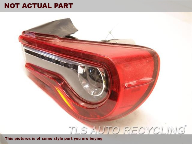 2019 Toyota 86 Tail Lamp. LH. LED TAIL LAMP