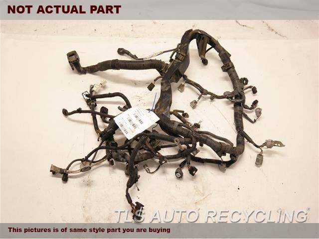 2008 toyota avalon engine wire harness 82121 07190 Basic Wire Harness Gas Motor 2008 toyota avalon engine wire harness has x 2 pig tails cut very usable one is