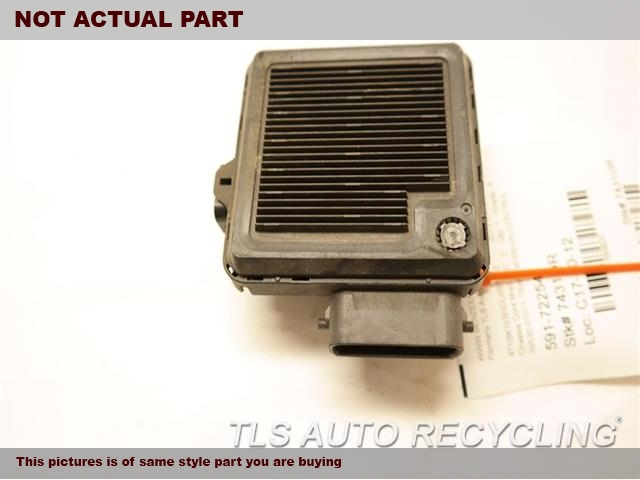 2013 Toyota Avalon Chassis Cont Mod. 89530-07071 TRANSMISSION CONTROL