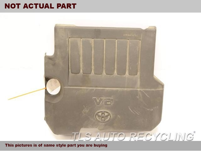 2013 Toyota Avalon . RADIATOR SUPPORT COVER 53210-07050