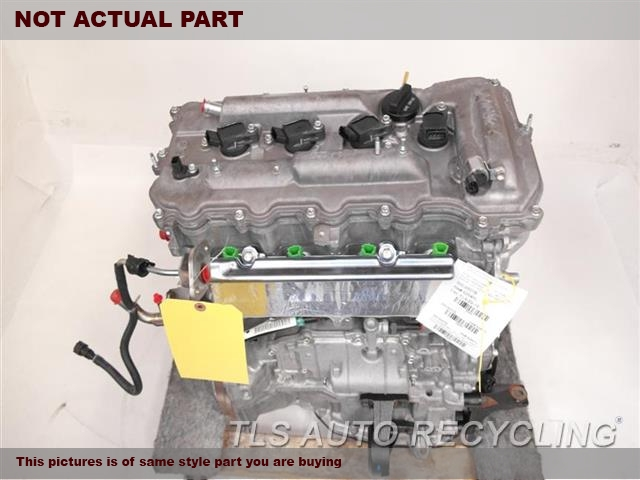 2017 Toyota Camry Engine Assembly. ENGINE LONG BLOCK 1 YEAR WARRANTY