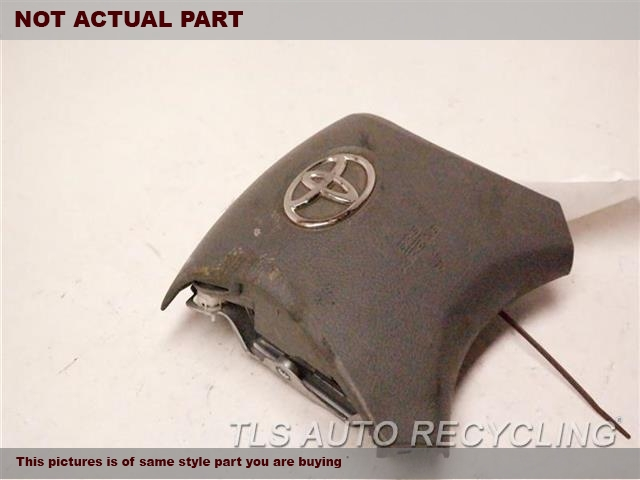 2011 Toyota Camry Air Bag. LH,DRIVER, WHEEL, 4 SPOKE