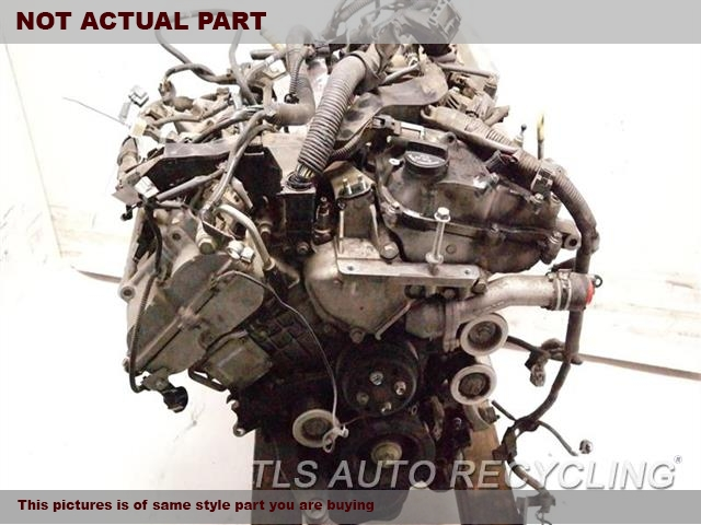 ENGINE LONG BLOCK 3.5L