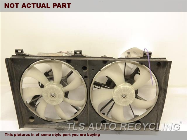 FAN ASSEMBLY, VIN B
