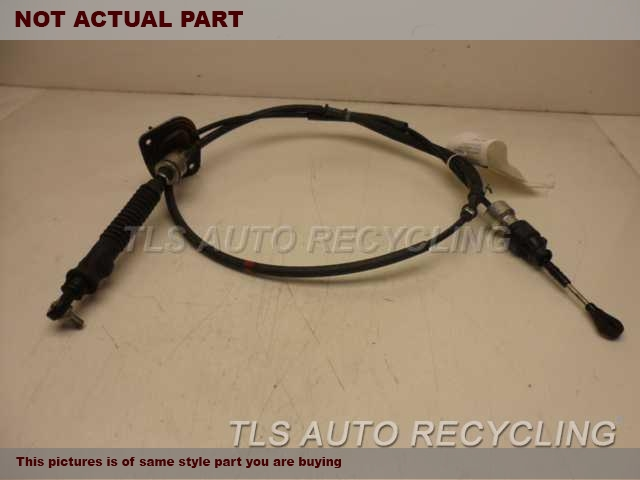 2007 Toyota Camry Shift Lever Linkage. 33820-06270SHIFTER LEVER LINKAGE,2.4L,LE