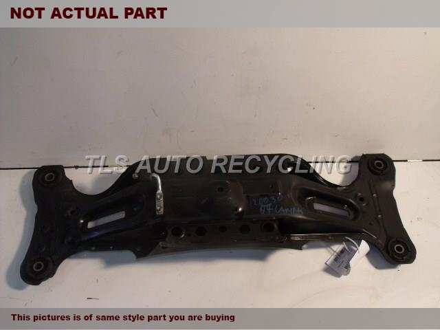 2010 Toyota Camry Sub Frame. REAR CROSSMEMBER 51206-33061